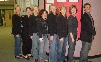 Office Staff 2007
