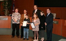 RSM City Council Honors 5th Graders